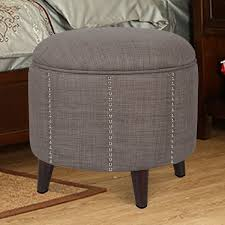 Noah Tufted Storage Ottoman Button Tufted Gold Ottoman Wayfair