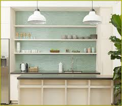 green tile backsplash kitchen light green subway tile backsplash home design ideas