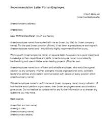brilliant ideas of good reference letter for employment on form