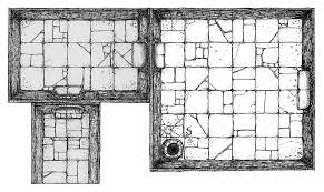 drawing floor plans by hand fantasy gaming floor plans and maps some dungeon floorplans