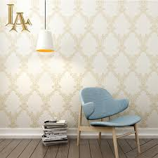 white textured wallpaper roll european classic 3d wall paper for