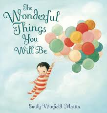 amazon com the wonderful things you will be 9780385376716