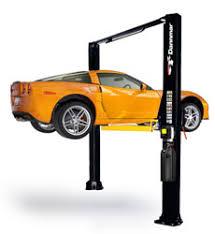 Low Ceiling 2 Post Lift dannmar 2 post car lifts best buy auto equipment