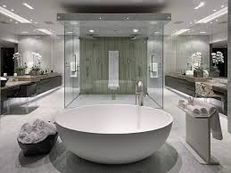 Modern Bathrooms Pinterest Amusing Best 25 Modern Master Bathroom Ideas On Pinterest Grey