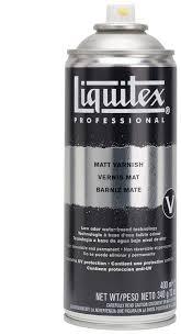 mat en bois liquitex professional peinture aérosol mat 400 ml additif vernis