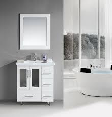 White Bathroom Cabinet With Glass Doors Bathroom Vanity Glass Door Shower Screen Walls Corner Walk In