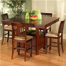 5 piece table and chair set new classic brendan 5 piece storage pub table and counter chair set