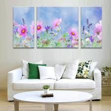 fleurs dans une chambre accueil décoration impressions sur toile de mariage décoration