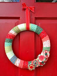 how to make home decor crafts 67 diy christmas wreaths how to make a holiday wreath craft