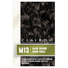 Best Otc Hair Color For Gray Coverage Amazon Com Clairol Natural Instincts Hair Color For Men M13 Dark
