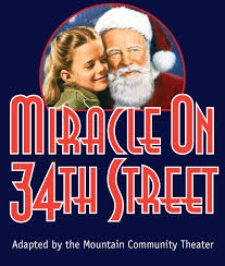 Miracle On 34th by Holiday Show Miracle On 34th Street Reid Ridge Lodge