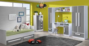 jugendzimmer weiß komplett jugendzimmer komplett 6 teilig weiß hochglanz farbe der front