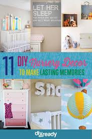 Nursery Decor Diy Diy Nursery Decor Ideas Diy Projects Craft Ideas How To S For