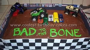monster truck cake monster truck birthday cake truck birthday