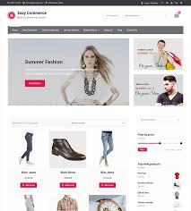 easy commerce wen themes