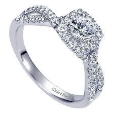 wedding rings cross images 14k white gold 80cttw petite princess cut halo diamond engagement jpg