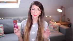 how to get a kardashian inspired top knot ponytail with zoella
