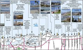 Map Of San Diego Ca Map Of San Diego Area Beaches You Can See A Map Of Many Places