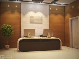 decoration ideas beautiful white brown wooden wall paneling office