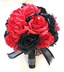 100 black artificial flowers baby black carnations 25 count