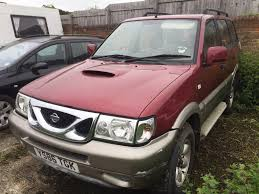 nissan terrano 1996 used nissan terrano ii for sale rac cars