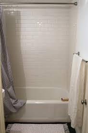 bathroom surprising diy remodel pictures tile shower subway tiles