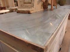 Slipcast Zinc Black Granite Countertops by Zinc Sheets From Rotometals Perfect For Countertops Bars