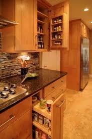 Spice Drawers Kitchen Cabinets by 104 Best Kitchen Essentials Storage Solutions Images On Pinterest
