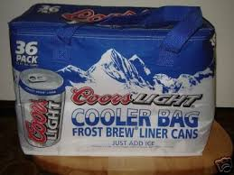 coors light 36 pack price coors light 36 pack cooler bag new 28198566