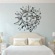home decor wall art stickers 1000 ideas about bedroom wall decals