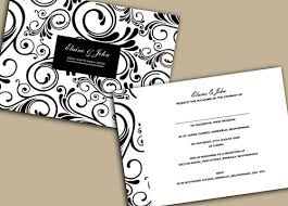 design invitations goes wedding modern formal weeding invitation design