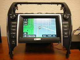 gps toyota camry 2012 2014 toyota camry oem gps navigation system jbl prem hdd
