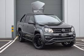 volkswagen amarok custom used 2017 volkswagen amarok smc hawk edition 3 0 tdi 272 ps for
