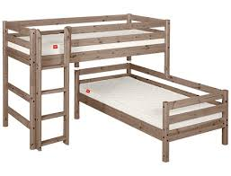 flexa low platform beds semi high platform beds for kids flexa