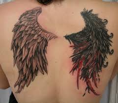 latest fashions ideas back tattoo designs for men