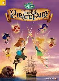 tinker bell pirate fairy tea orsi