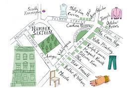 Royal Albert Hall Floor Plan by Firmdale Hotels Number Sixteen Neighbourhood
