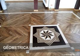 hardwood floor medallion inlays pavex parquet