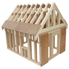 house kit hearlihy wood framing kit w81432