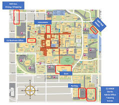 Arizona State University Campus Map by Cli 2017 First Day The Melikian Center Russian Eurasian