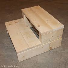 super simple kid u0027s diy 2x4 wooden step stool wooden steps super