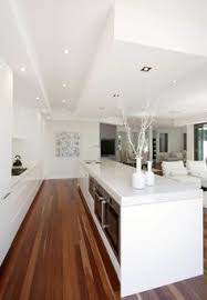 White Gloss Kitchen Ideas White Gloss Kitchen With Grey Worktops And Splashback And Wood
