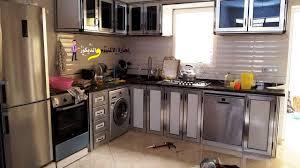 la cuisine du placard ides de placard de cuisine en aluminium galerie dimages