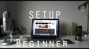 Gaming Setups Easy Gaming Setup For Beginners 2016 Special Youtube