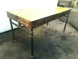 galvanized pipe table legs pipe desk legs nomobveto org
