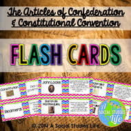 articles of confederation and constitutional convention flash