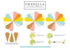 doc 15001159 umbrella template u2013 umbrella template printables