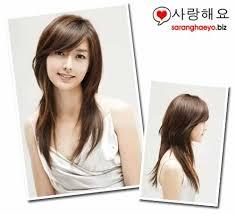 tutorial rambut wanita trend fashion korea terbaru 30 model rambut korea paling artistik