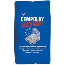cementone cempolay ultra floor levelling compound internal