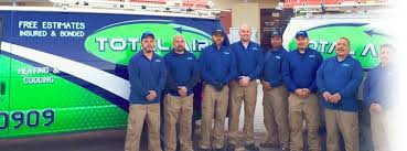 Total Comfort Hvac Total Air Heating And Cooling Provides Hvac Upgrades Refrigerated